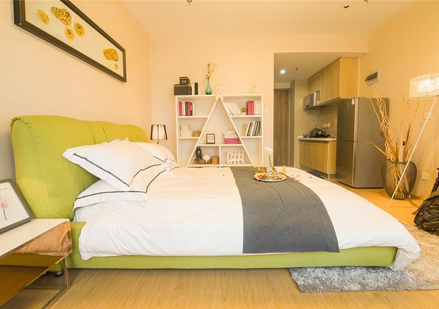 奉贤区-卓越世纪中心公寓-1室1厅1卫-48.0㎡