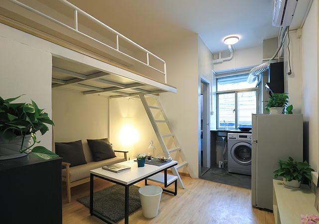 宝安区-暖寓(固戍家)-1室0厅1卫-26㎡