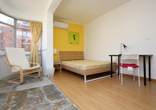 徐汇区-金轩公寓-三居室-东卧-18.0㎡