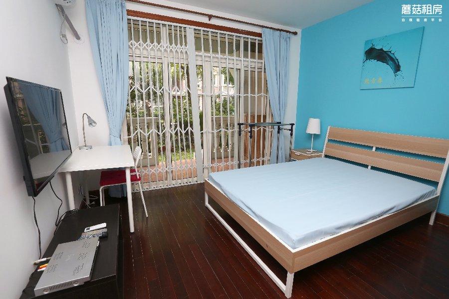 浦东新区-乔顿花园-四居室-西南卧-RoomD-13.2㎡