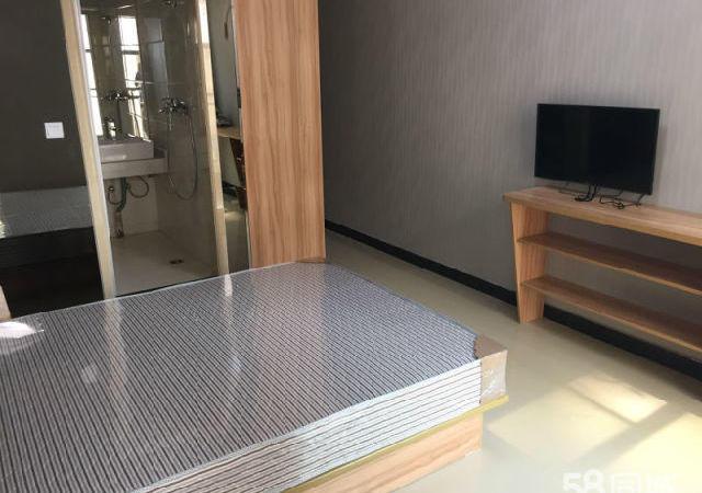 松江区-智择时尚精品公寓B栋-1室0厅1卫-30.0㎡