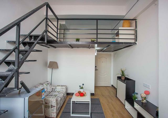 宝安区-前航SOHO都市公寓A栋-1室0厅1卫-30㎡