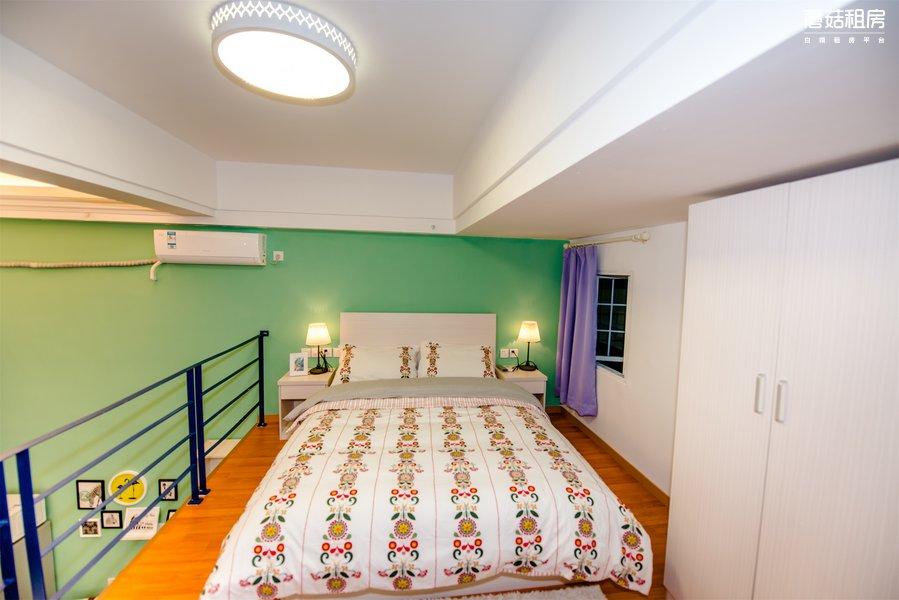 静安区-JN国际青年公寓-1室1厅1卫-45.0㎡