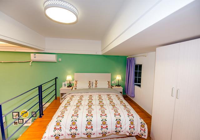 静安区-JN国际青年公寓-1室1厅1卫-45㎡