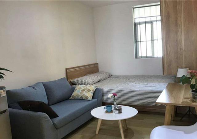福田区-维越公寓-1室0厅1卫-33.0㎡