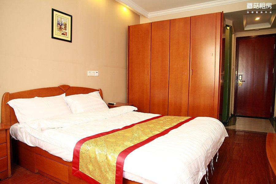 浦东新区-新港湾酒店公寓-1室1厅1卫-20.0㎡