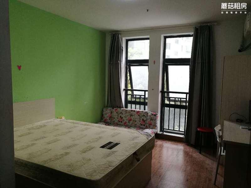 嘉定区-奇寓青年公寓-1室0厅1卫-18.0㎡