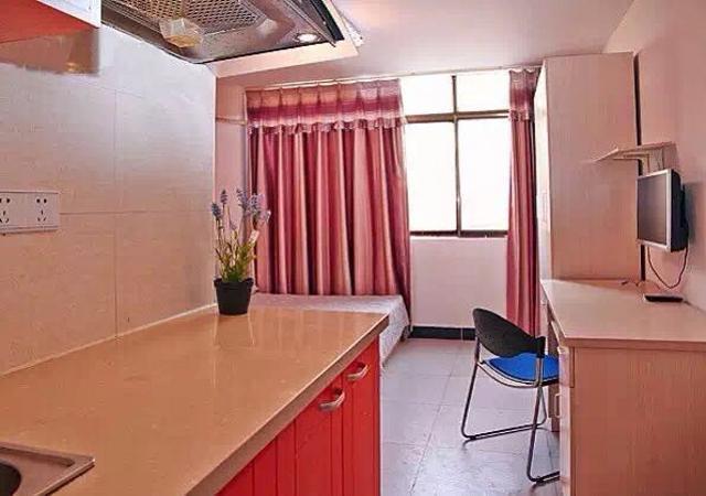 浦东新区-芳草公寓1期-1室1厅1卫-40.0㎡