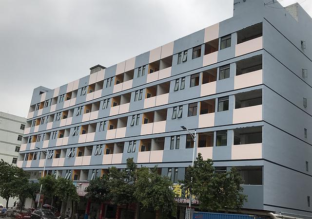 宝安区-百佳公寓石岩店-1室0厅1卫-20㎡