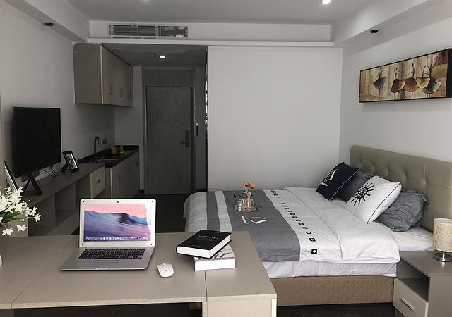 龙岗区-荟萃酒店式公寓-1室0厅1卫-38㎡