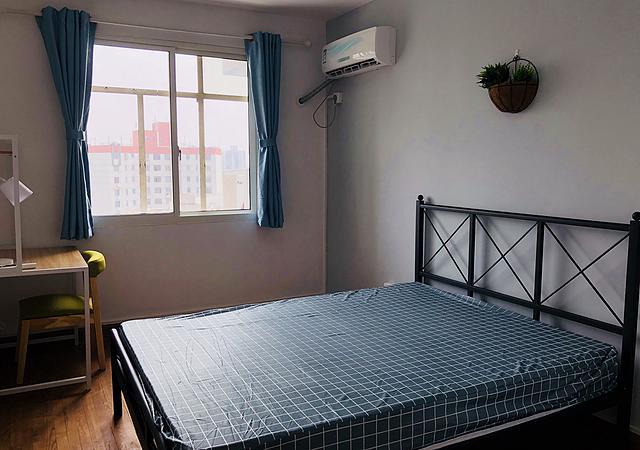 杨浦区-中原路28弄小区-四居室-北卧-13㎡