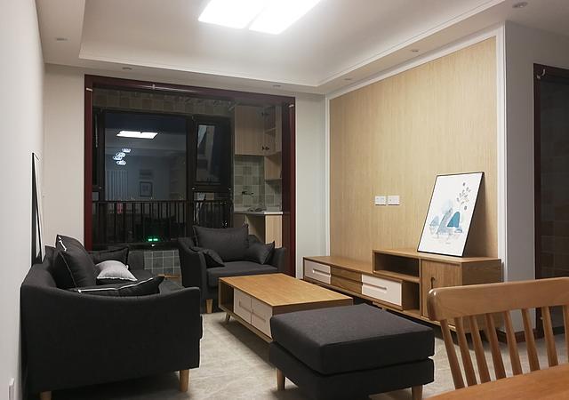 2室2厅1卫-88㎡