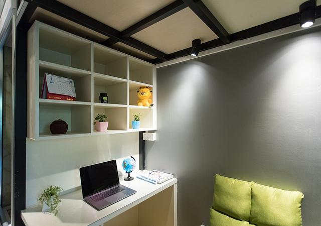 虹口区-白居青年公寓-1室0厅1卫-40㎡