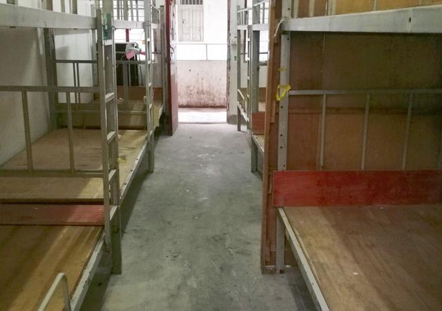 盐田区-一所宿舍-1室0厅1卫-40㎡