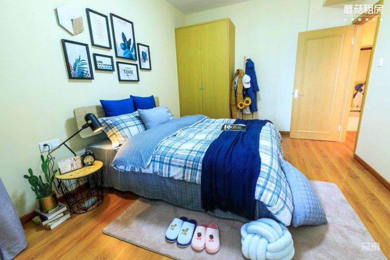 独栋公寓-长乐区-龙湖冠寓福州首占店-1室1厅1卫-64.