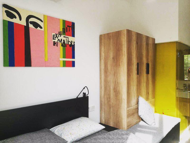 1室1厅1卫-60.0㎡