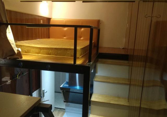 闵行区-易栖公寓-1室2厅1卫-25㎡