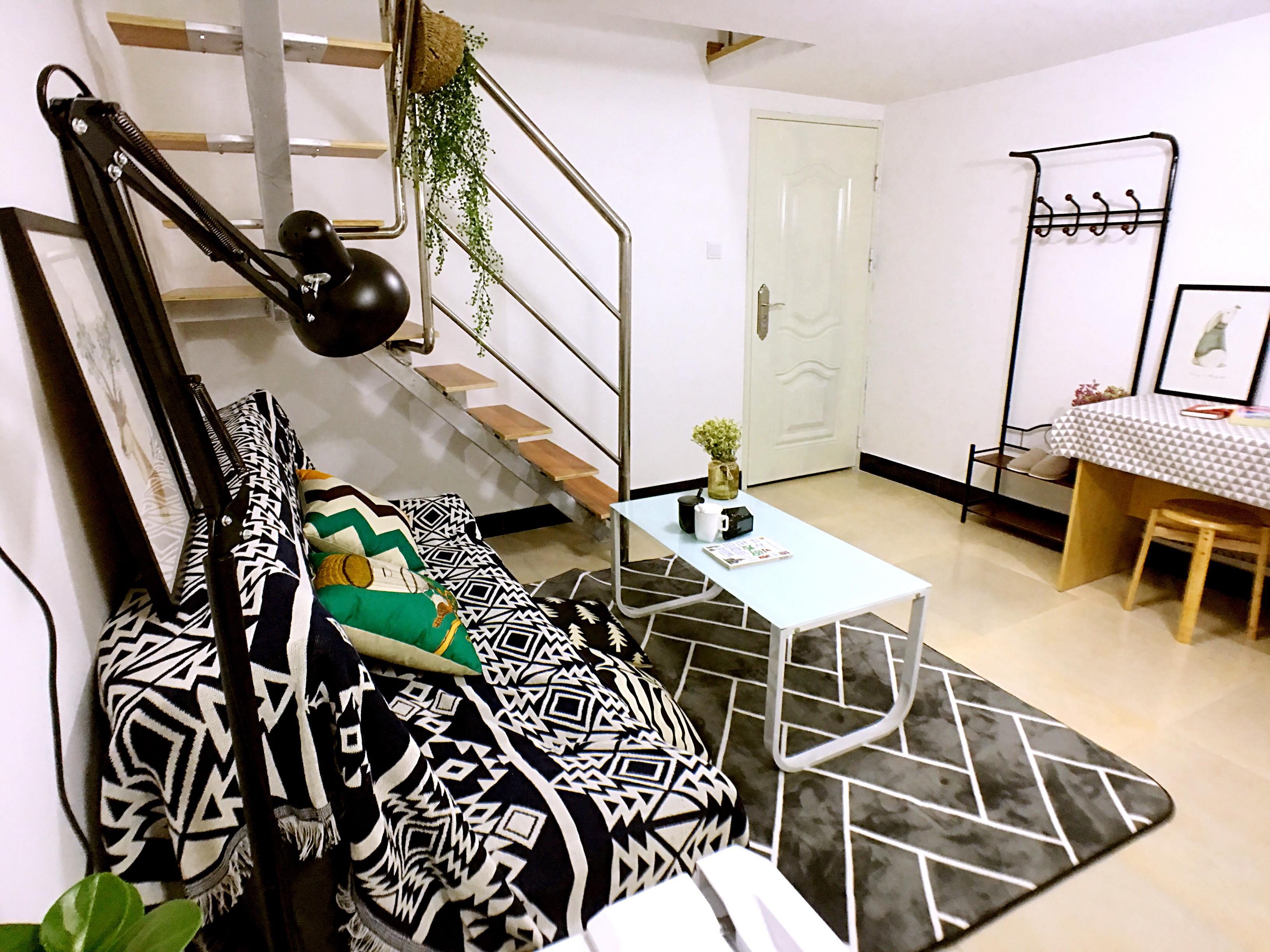 1室1厅1卫-35.0㎡