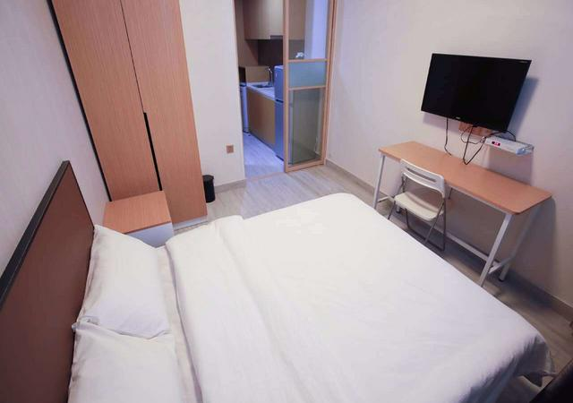 宝山区-欣遇公寓-1室0厅1卫-25㎡