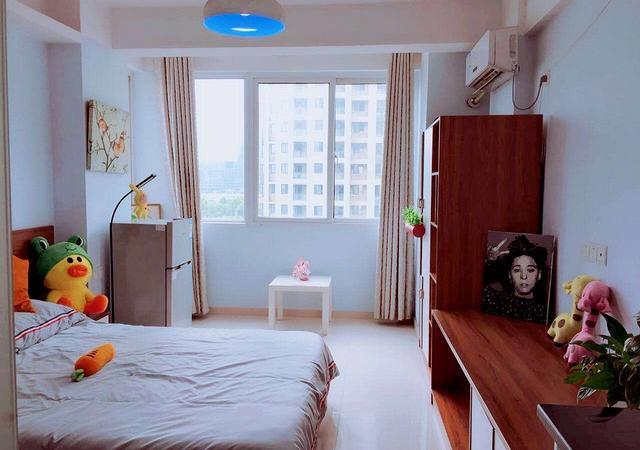 1室0厅1卫-28㎡