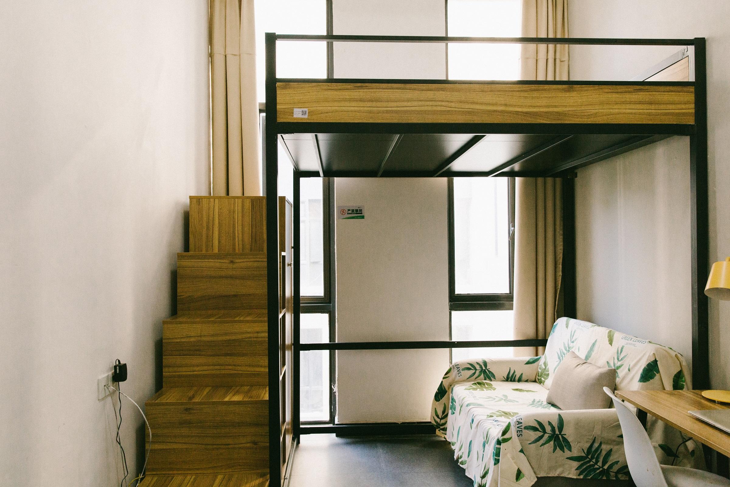 2室1厅1卫-34.0㎡