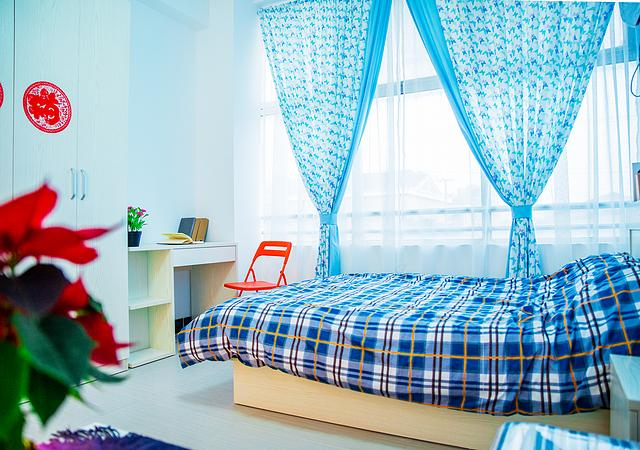 宝山区-乐活公寓-1室1厅1卫-30㎡