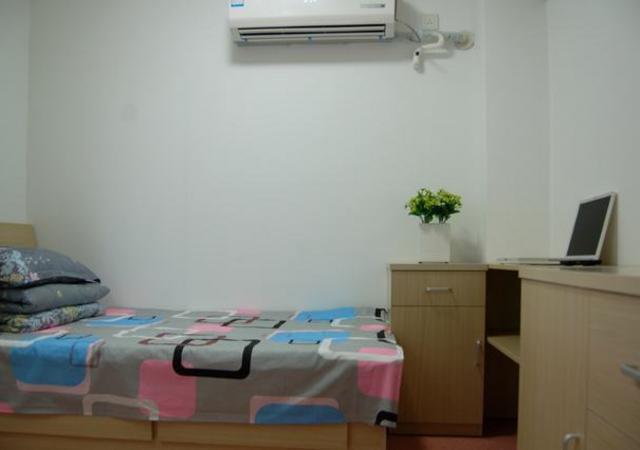 虹口区-申城旅居白领公寓-1室0厅1卫-12㎡