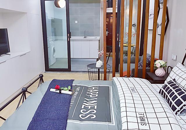 1室1厅1卫-55㎡
