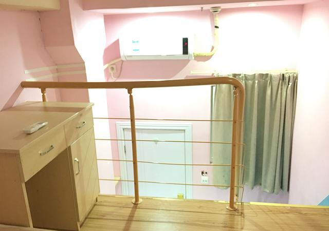 静安区-蚂蚁公舍(平型关路A栋)-1室1厅1卫-15㎡