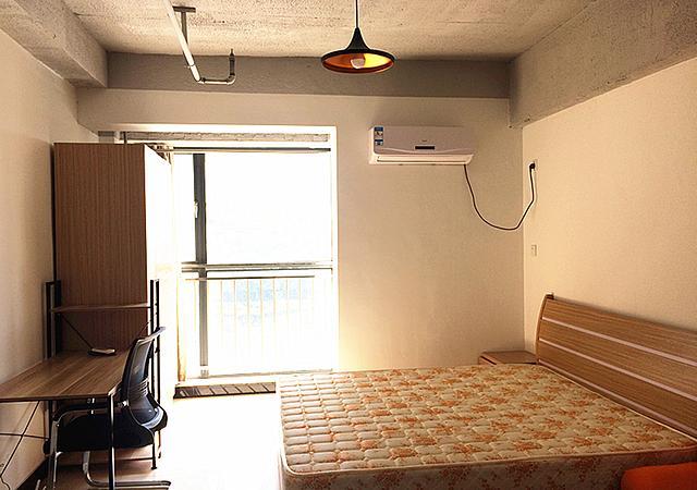 奉贤区-游友国际青年社区-1室1厅1卫-40㎡