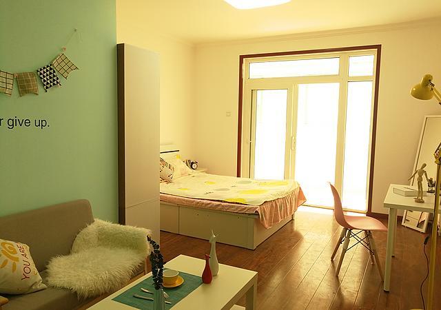 RoomD-朝南-34㎡