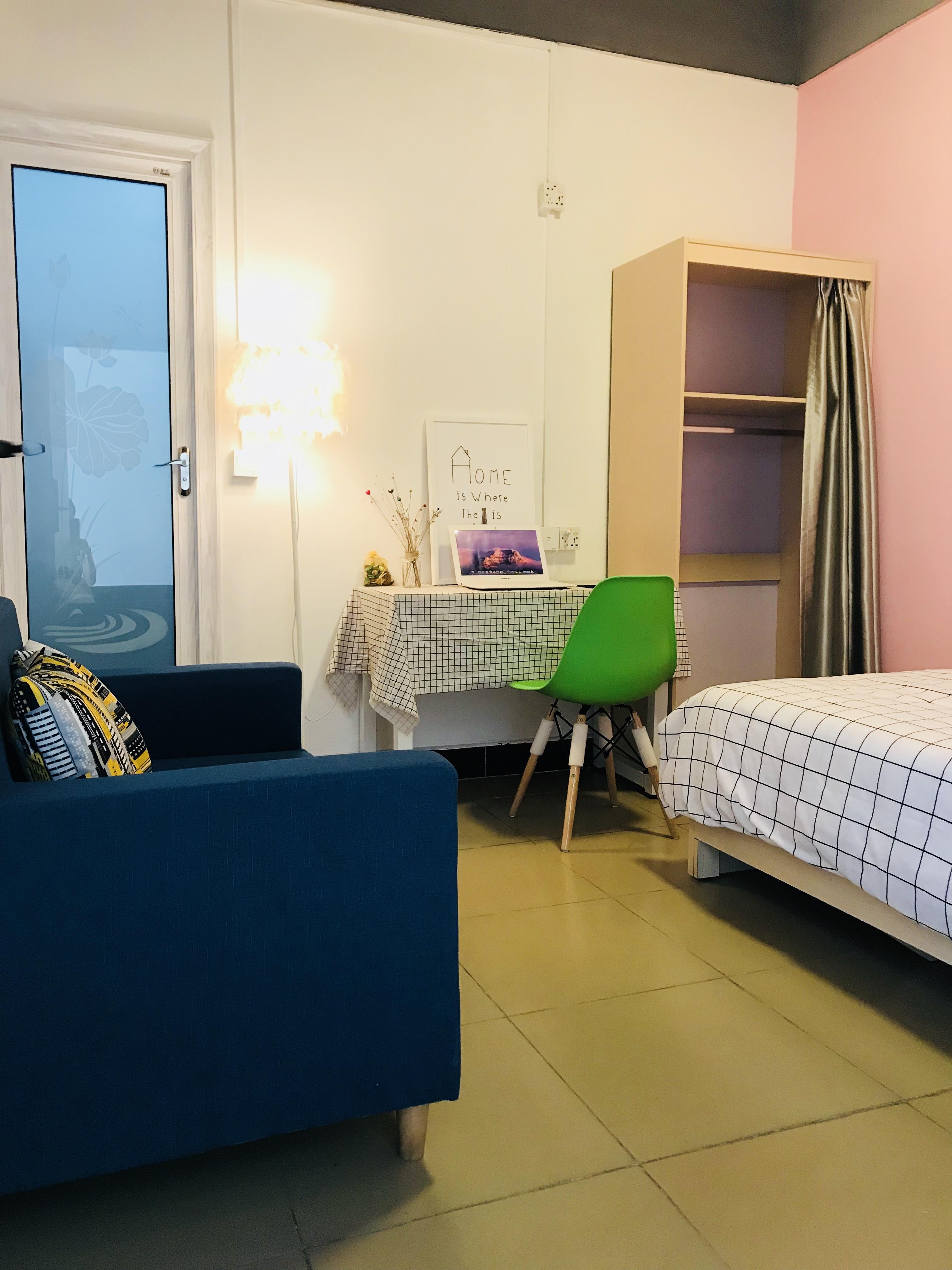 1室0厅1卫-23.0㎡