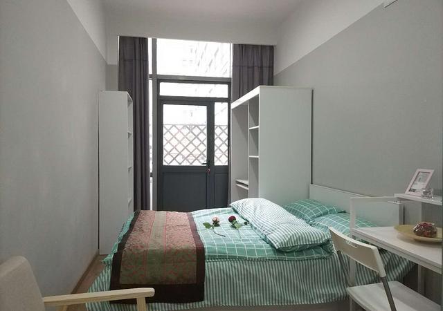 静安区-寓居公寓-1室0厅1卫-20㎡