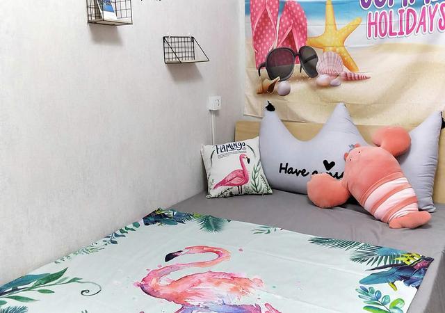 RoomD-朝东-12㎡