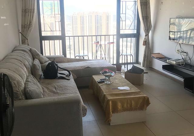 龙岗区-缤纷世纪公寓-2室2厅1卫-57㎡