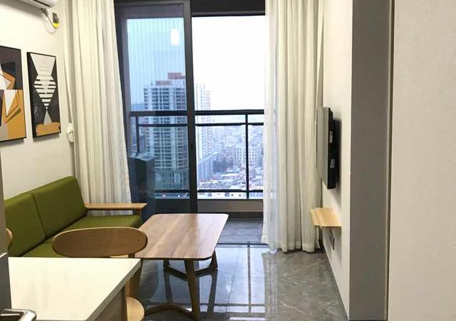龙岗区-荣德国际城市综合体-2室1厅1卫-52㎡