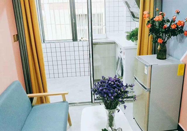 龙华区-星河传奇三期-1室1厅1卫-50㎡