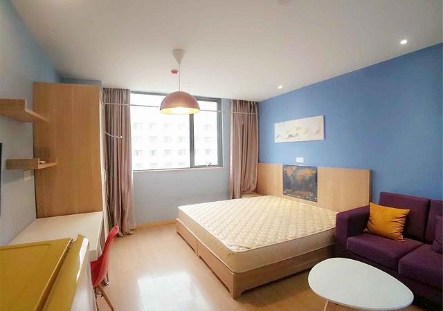 浦东新区-阳光花城(公寓)-1室0厅1卫-30㎡