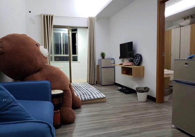 宝安区-裕安居-2室1厅1卫-63㎡
