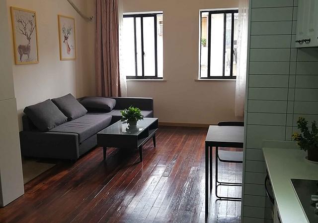 黄浦区-上海别墅-1室1厅1卫-60㎡