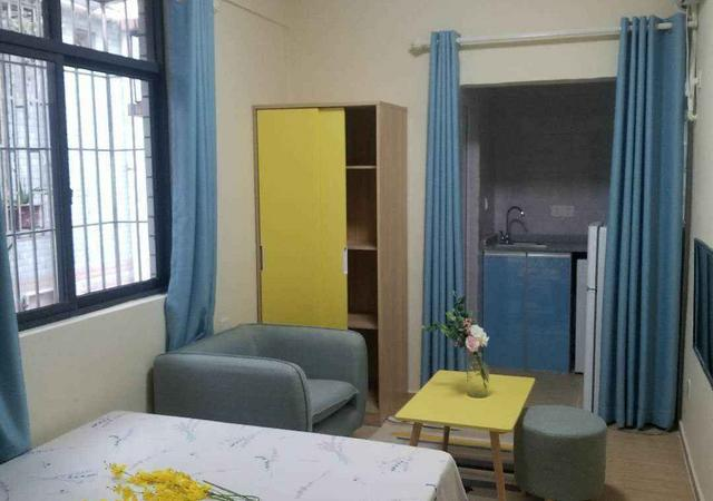福田区-新洲南村-1室0厅1卫-25㎡