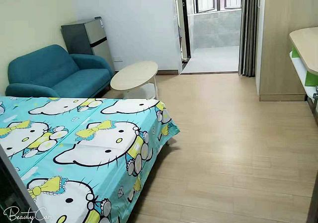 宝安区-海天花园-1室0厅1卫-35㎡
