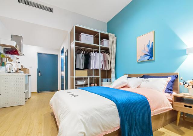 1室1厅1卫-27㎡