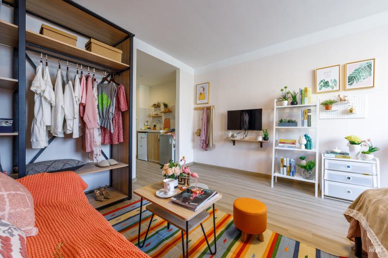1室1厅1卫-20.5㎡